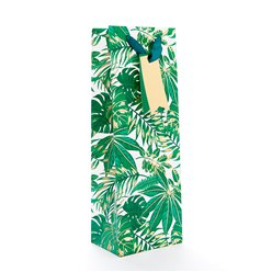 Wild Life Bottle Gift Bag