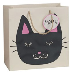 Meow Eco Gift Bag - Large
