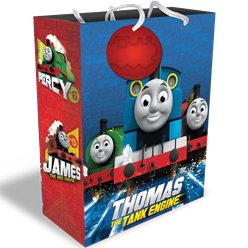 Thomas the Tank Engine Large Gift Bag - 31cm