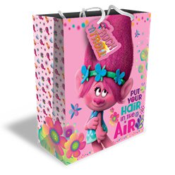 Trolls Large Gift Bag - 31cm