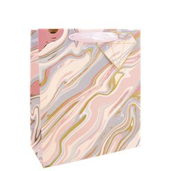 Marble Medium Gift Bag - 25cm