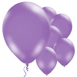 Purple Balloons - 11'' Latex