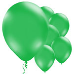 "Green Balloons - 11"" Latex"