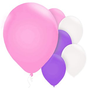 Girls Mix Balloons - 11