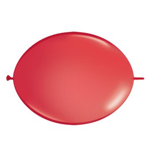 Red Quicklink Balloons - 6