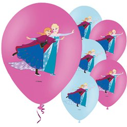 Disney Frozen Balloons - 11'' Latex