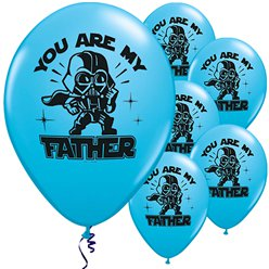 Star Wars 'You Are My Father' Balloons - 11
