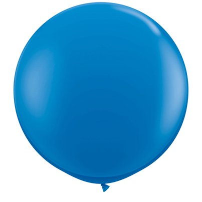 Dark Blue Balloons - 36