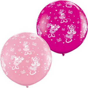 Minnie Mouse Giant Balloon - 36