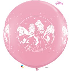 "Disney Princess Giant Balloon - 36"" Latex"