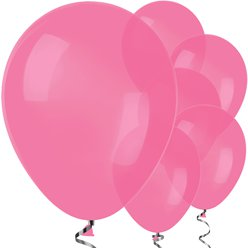 "Fuchsia Balloons - 12"" Latex"