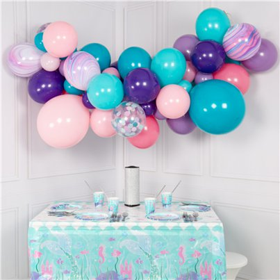 Mystical Mix Bubblegum Balloon Cloud Kit