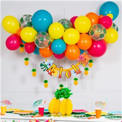 Tropical Bubblegum Balloon Cloud Kit