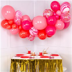 Loved Up Bubblegum Balloon Cloud Kit