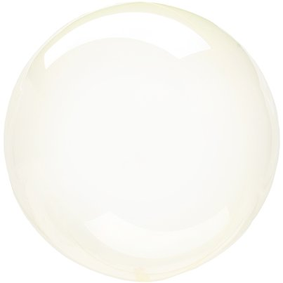 "Crystal Clearz Petite Yellow - 12"" Packaged"