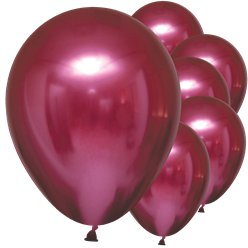 "Pomegranate Satin Luxe - 11"" Latex"