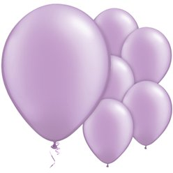 "Lavender Pearl Balloons - 11"" Latex"