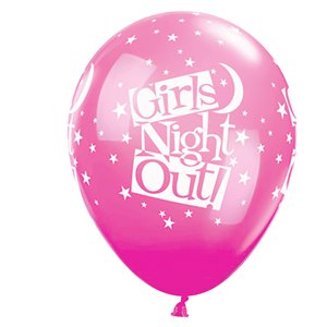 'Girls Night Out!' Stars Balloons - 11
