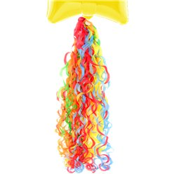 Twirlz Primary Colour Balloon Tail - 86cm