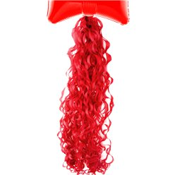 Twirlz Red Mix Balloon Tail - 86cm