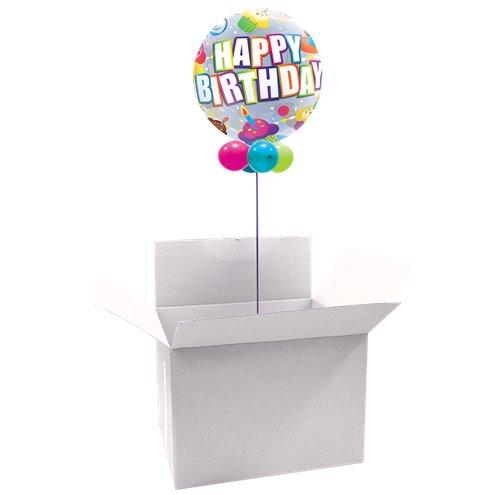 Bubble Balloon Box