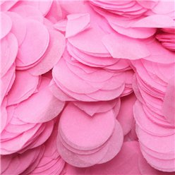 Baby Pink Paper Confetti