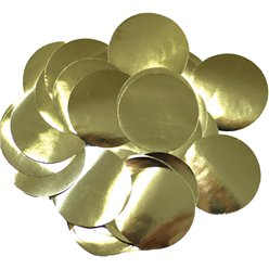 Metallic Gold Foil Confetti
