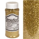 Gold Balloon Glitter - 100g