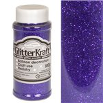 Purple Balloon Glitter - 100g