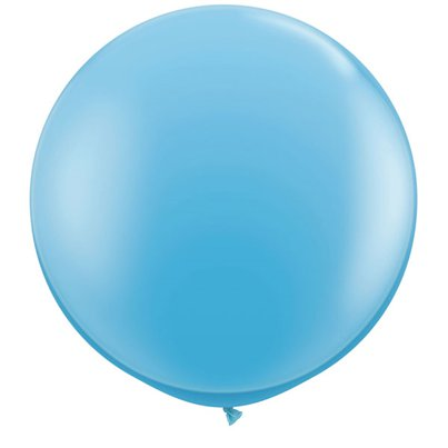 Pale Blue Balloons - 36