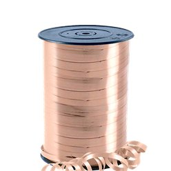 Rose Gold Balloon Ribbon - 230m