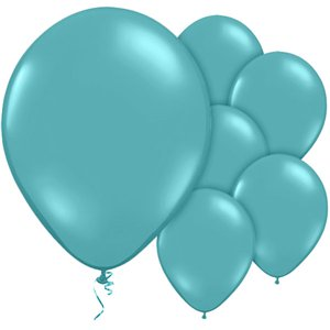 Turquoise Balloons - 12