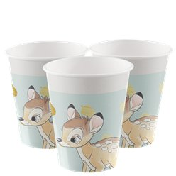 Bambi Paper Cups - 200ml