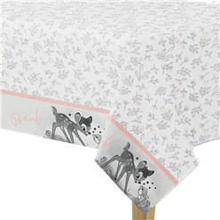 Bambi Plastic Tablecover - 1.2m x 1.8m