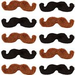 Wild West Party Moustaches