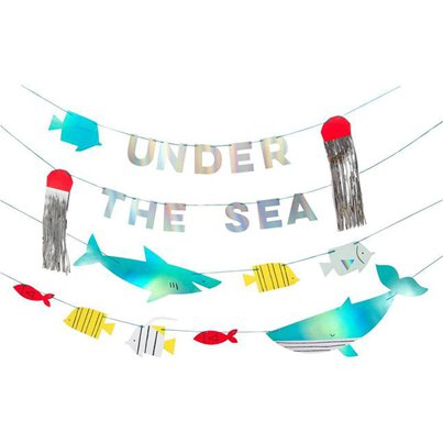 Under the Sea Garland - 2.5m