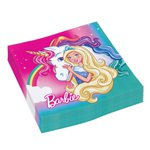 Barbie Dreamtopia - 33cm Lunch Napkins