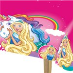 Barbie Dreamtopia - Plastic Tablecover 1.37m x 2.6m