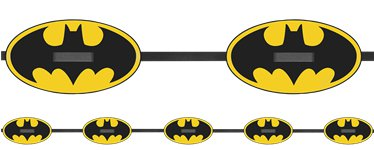 Batman Paper Garland - 2.1m