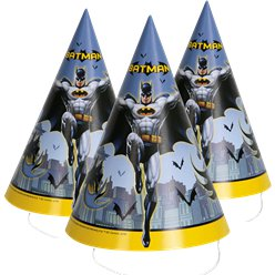 Batman Party Hats