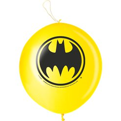 Batman Punch Balloons
