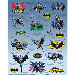Batman Sticker Sheet