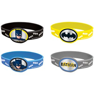 Batman Stretchy Bracelets