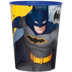 Batman Plastic Favour Cup - 473ml