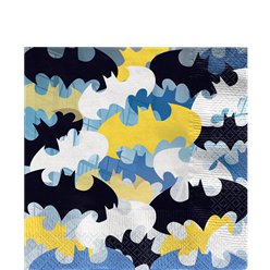 Batman Lunch Napkins - 33cm