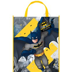 Batman Party Tote Bag - 33cm x 28cm