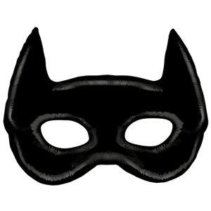 Bat Mask Supersize Balloon - 45