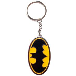 DC Batman Metal Key Ring