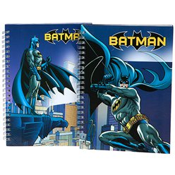 Batman A5 Notepad