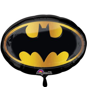 Batman Supershape Emblem Balloon - 27'' Foil